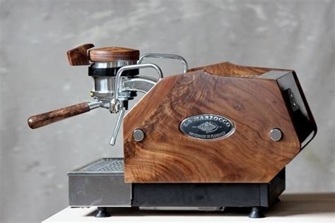 Handmade Coffee Machine - custom wood for your espresso machine page 79 home