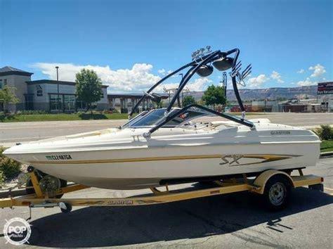 glastron boats sx 195 2005 used glastron sx 195 bowrider boat for sale 18 500