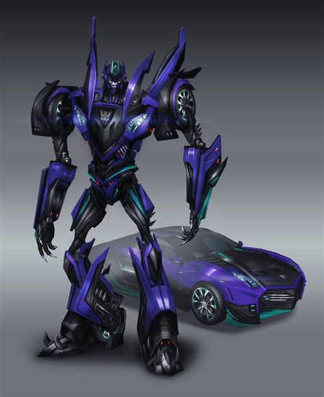 Mobil Transformer Universe Warrior the best decepticon on transformers universe by
