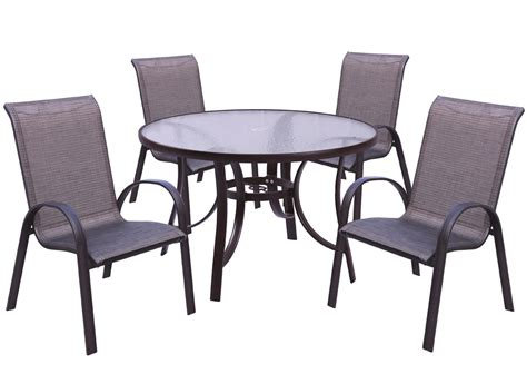 great escape outdoor furniture brookfield 5 dining collection garden collection the great escape