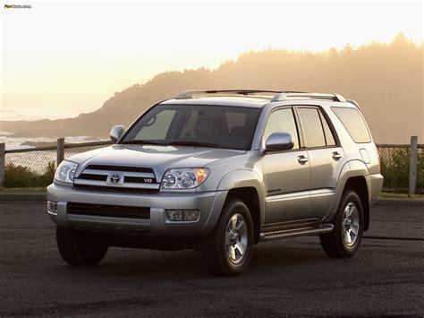 05 Toyota 4runner Toyota 4runner Limited 2003 05 Photos 1600x1200