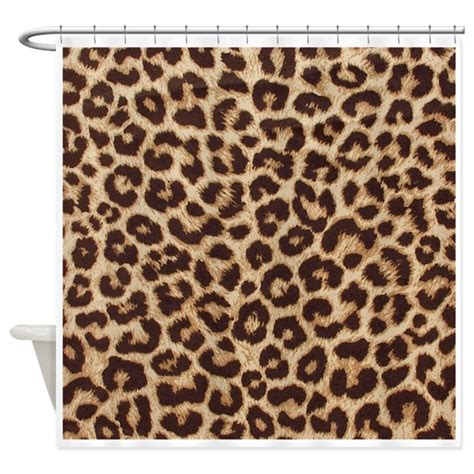 cheetah shower curtains bath accessories leopard print shower curtain by theartofvenus