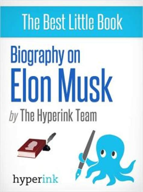 biography elon musk book biography of elon musk by pauline t 2940014270953