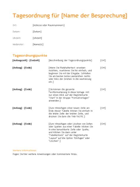 Muster Einladung Teamsitzung Tagesordnung F 252 R Gesch 228 Ftliche Besprechung Design Quot Orange Quot Office Templates