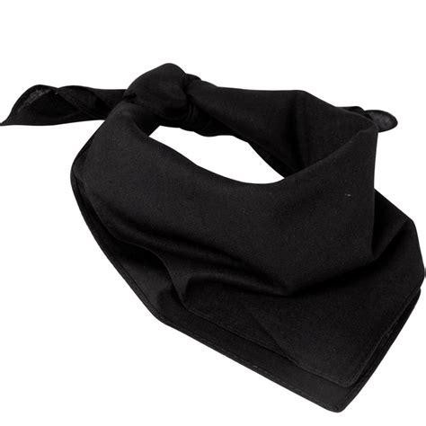 army black bandana 100 cotton neckerchief