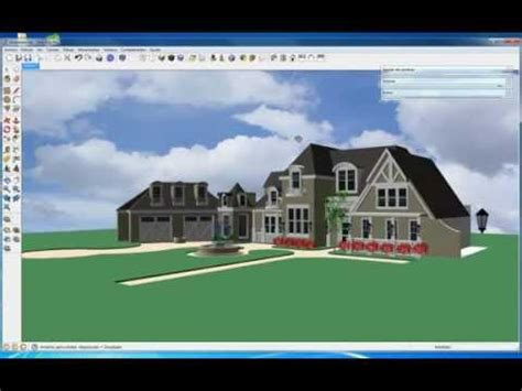 como exportar de sketchup a lumion tutorial modelarq fotomontaje sketchup doovi