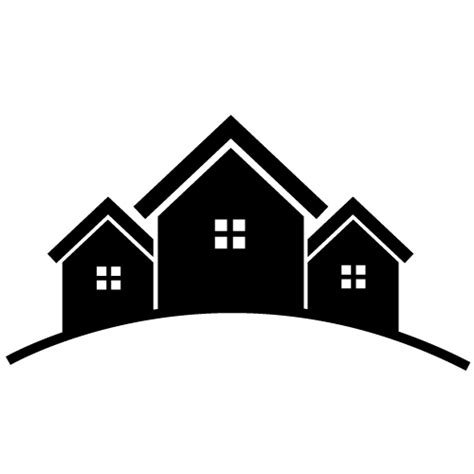 Svg Png Dfx A House House Icon Myiconfinder