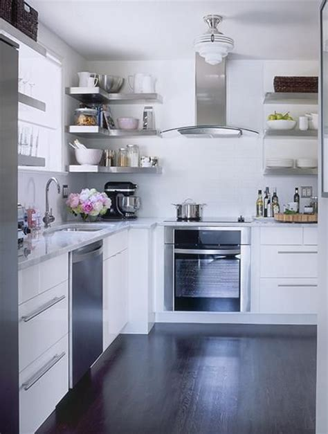 floating cabinets kitchen kitchens white kitchen cabinets subway tiles backsplash