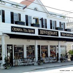 Olympia Tea Room Westerly Ri by The Flying Carousel In Hill Within The Town Of