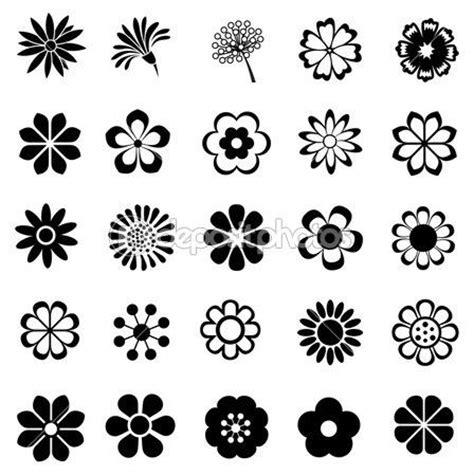 imagenes de flores dibujadas best 25 flores vector ideas on pinterest flores