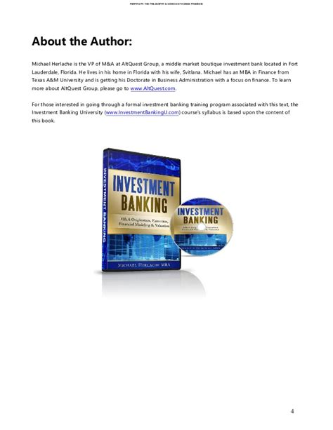 Boutique Investment Banking Mba by Perpetuity The Philosophy Science Of Human Progress