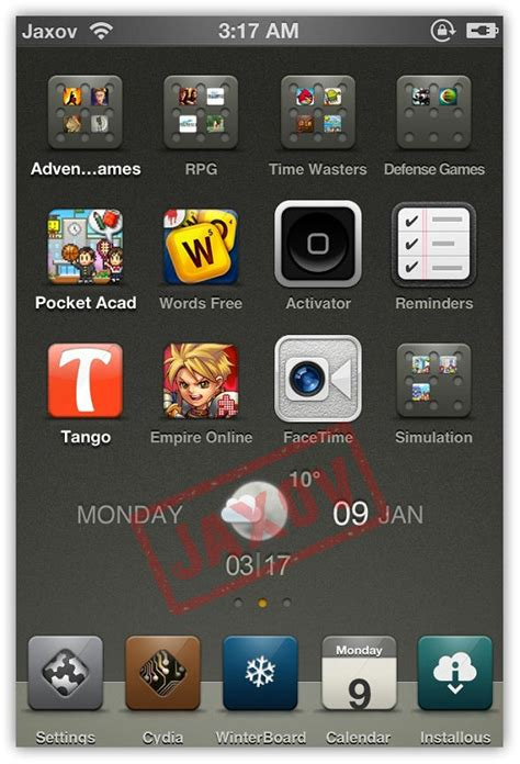 hd themes winterboard 10 amazing winterboard themes 2012 must see