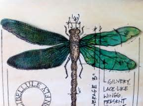 Project Dragonfly Tim Holtz Dragonfly Wall Art By Gabrielle Images Frompo