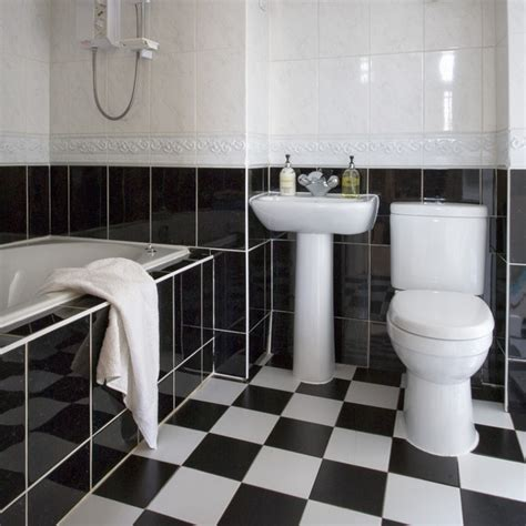 black white and bathroom decorating ideas black bathroom photos 43 of 79 lonny