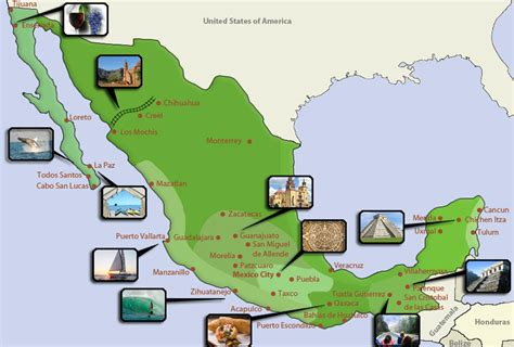 map of mexico vacation spots the state department s travel advisory for mexico clears