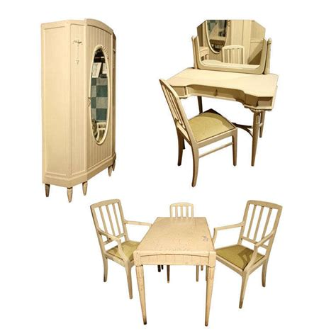 french art deco bedroom set at 1stdibs french art deco bedroom set at 1stdibs