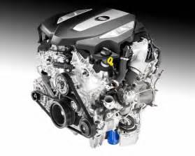 Cadillac Engines 3 0l Turbo Lgw V6 Engine To Power The 2016 Cadillac