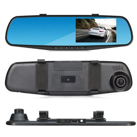 car rear view 4 3 inch hd 1080p rear view mirror back reversing