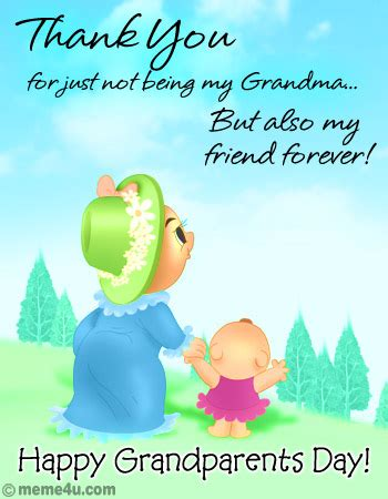 Being Grand Parents by 35 Most Beautiful Grandparents Day Greeting Card Images