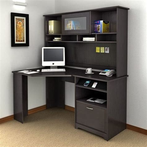 white wood desk with hutch 25 best ideas about computer desk with hutch on