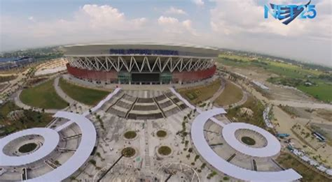 Philippine Arena Floor Plan by Philippine Arena Puts Country On Map Of Modern