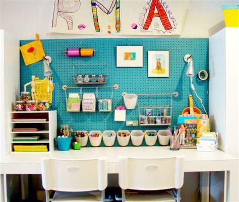 Arts And Craft Bookcase Kokokokids Kids Craft Area And Art Supplies Organization
