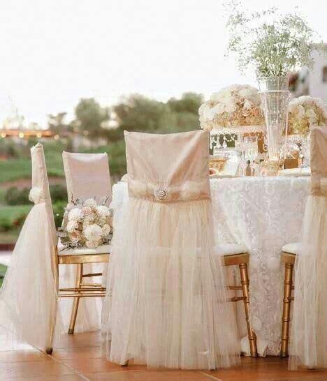 habillage chaise mariage les 30 meilleures images du tableau d 233 co chaises mariage