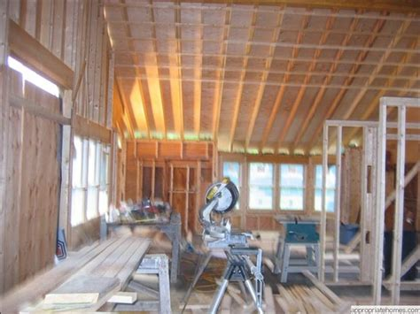 How To Frame A Cathedral Ceiling by Cathedral Ceiling Framing In Cape Cod Studio Design