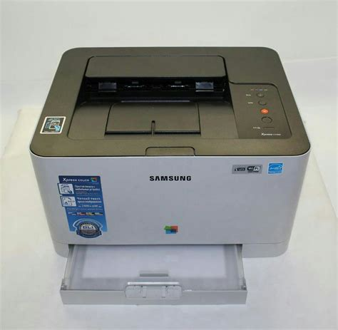 samsung xpress c430w color laser printer sl c430w 220v 240v 800146801 ebay