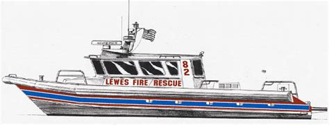 lewes fire boat build the boat lewes fire department
