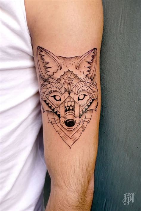 fox head tattoo 21 impressive fox designs pictures and images ideas
