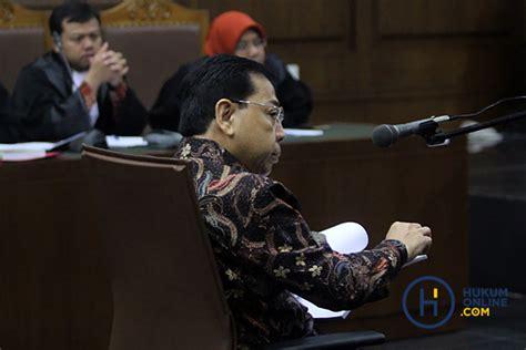 Tindak Pidana Terhadap Hak Atas Kekayaan Intelektual Penerbit Sinar peran setya novanto disinggung dalam vonis narogong hukumonline
