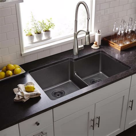 quartz undermount kitchen sinks spotlight on quartz kitchen sink collections by elkay abode