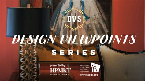 celebrate design at high point market 2017 keynote series for the spring edition of high point market
