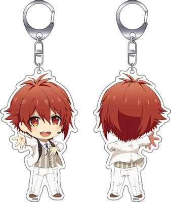 Idolish 7 Keychain Casual Style Iori nendoroid plus idolish 7 trading acrylic keychain nanase riku my anime shelf
