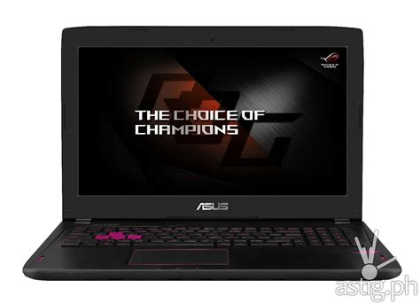Laptop Asus Rog Strix gtx 1070 powered gaming laptops from asus rog now available astig ph