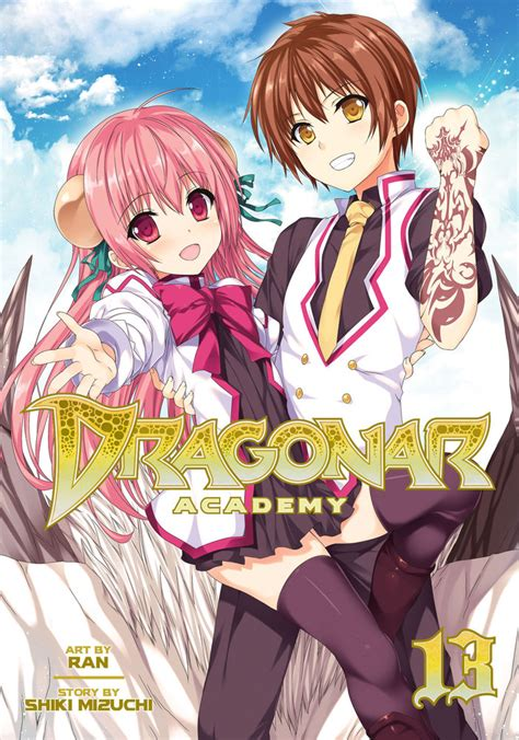 Academy Volume 12 dragonar academy volume 13