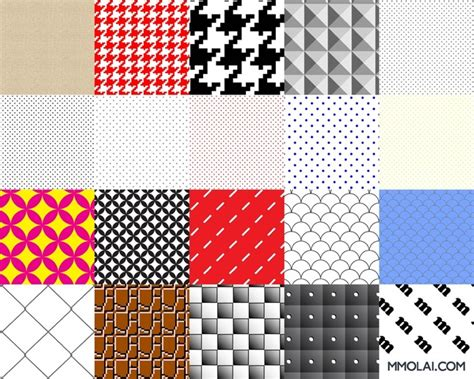 new pattern swatch illustrator vector patterns swatches vector free download