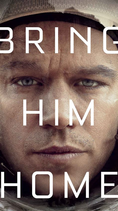 bring  home martian film matt damon papersco