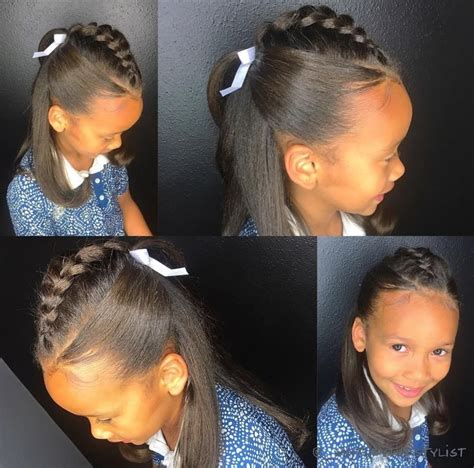 Hairstyles For Black Children With Hair by Black Hairstyles For With Hair Www Pixshark