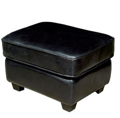 Cheap Footstools And Ottomans cheap ottomans and footstools rating review baxton studio leather ottoman footstool black