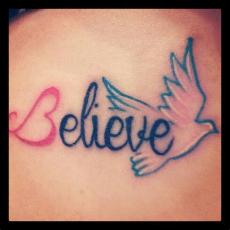 believe tattoos on wrist photos believe search ideas