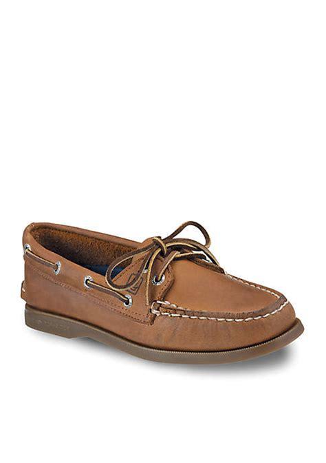 authentic boat shoes sperry 174 women s authentic original boat shoe belk