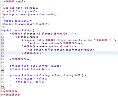 template code generator java wilpower weblog generating dynamic web apps with dsl and gwt