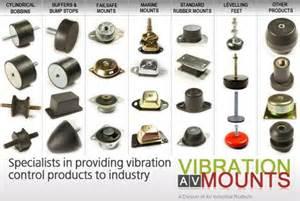 Floor Buffer Pads by Vibration Mounts Co Uk Bobbin Mounts Rubber Mounts Uk