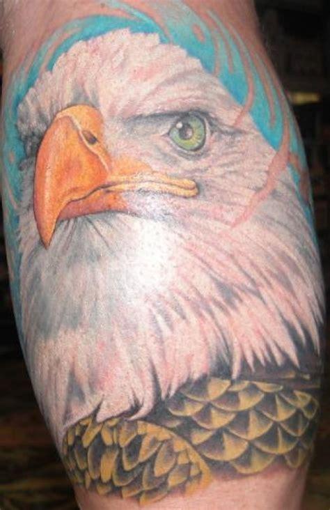 tattoo bald eagle compelling eagle tattoos