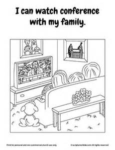 general conference coloring pages 1000 images about lds general conference activities