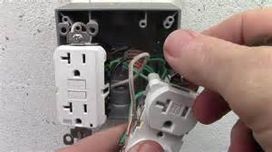 square d gfci wiring diagram square get free image about