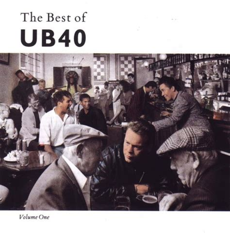 ub40 the best of the best of ub40 volume 1 ub40 merchandise