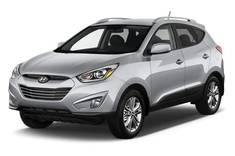hyundai vehicles 2015 hyundai tucson reviews and rating motor trend